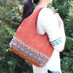 **30%off** 【Kala Raksha】ジャット族刺繍トートバッグ