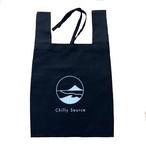 Chilly Source Logo Eco Bag 【Black】