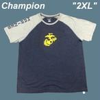 【2XL】チャンピオンChampion★ビッグサイズTシャツM1914