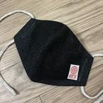 手作りマスク(black)