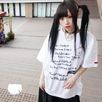 【PEOPLE LIKE ME】T-SHIRTS