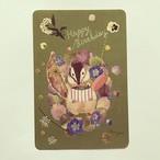 ポストカード「BIRTHDAY」