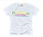 3/6(火)21時発売 CALIFORNIAネオンTシャツ(white)¥3000+tax