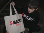 SMILEY LOGO BAG L