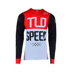 Troyleedesigns SKYLINE LONG SLEEVE JERSEY