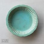 [マルヤマウエア]7寸 しのぎ深皿(牛窓)