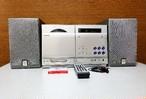 1ビットデジタルシステム SHARP SD-CX8 MD & CDコンポ 美品・完動品