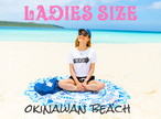 OKINAWAN BEACH ➡︎ レディースTシャツ