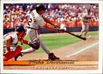 MLBカード 93UPPERDECK Mike Devereaux #167 ORIOLES