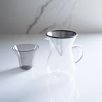 KINTO コーヒーカラフェセット ステンレス 300ml