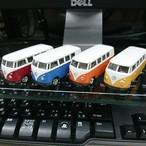 WELLY  1/60 フォルクスワーゲンバス 4台セット
