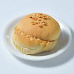 低糖質ピーナッツクリーム3パック☆参考糖質量8.1g☆ レトロな甘さとつぶ感が楽しい低糖質ピーナッツクリームがたっぷり入ったパン RFシリーズ