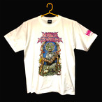 Kankin Panicroom Tee (White×color)