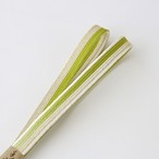 2143 新品◆国産◆青木謹製礼装帯締め(黄緑)