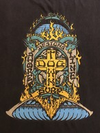 """DOGTOWN """"SCOTT OSTER SURF"""" S/S Tee <Used>"""