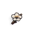 Môko Kobayashi/梅(白) pin