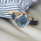 Julius AF-886(Blue) レディース腕時計
