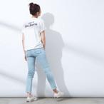 LA BACK PRINT TEE 2SS013-18 |インスタでも話題の海外セレブ系レディースファッション Carpe Diem