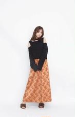Oriental Rose Pants