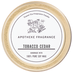 TRAVEL TIN CANDLE / Tobacco Cedar