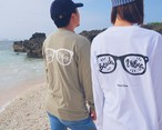 Beach Vibes Sunglasses   Long T-shirt