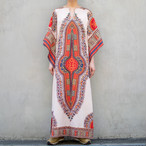 Vintage African Dashiki Dress