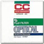 中古 富士フイルム 色補正フィルター(CCフィルター) 7.5x7.5(75mm) CC R/G