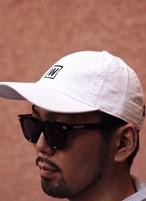 BOXLOGO W CAP   黒、白、ピンク