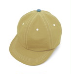 """Leftover Fabrics"" by velo spica  The Cap col. Beige × Beige size:S/M"