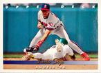 MLBカード 93UPPERDECK Luis Sojo #094 ANGELS