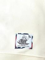 スウェット トレーナー 刺繍ロゴ 【アイボリー】 サムネイル