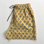 ルームウェアショートパンツ *Marigold yellow