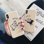 【オーダー商品】Devil&Angel iphone case
