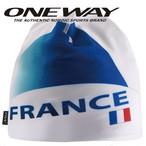 ONE WAY ワンウェイ キャップ フラッグハット フランス スキー クロスカントリー ow715132-FRA