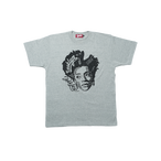K'rooklyn T-Shirt × 上岡 拓也 - GRAY (JOIE LEE)