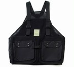 MIS-1030 HUNTING VEST_BLACK