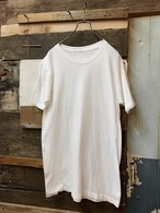 70-80's munsingwear cotton plain tee