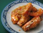 乾焼帯頭明蝦(大海老のチリソース)2人前