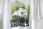【UNISEX】VINTAGE WWF 1993 Panda T-shirt
