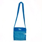 KRAP Mesh Bag - blue