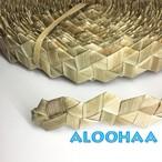 3.81cm (1.5inc)巾 ラウハラ ジグザグ リックラックデザイン ベルト RicRak