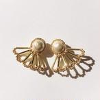 Pearl Lace Pierce/Earrings(Mサイズ)