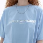 「STD1」Tシャツ(ライトブルー)