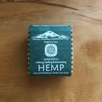 Hemp Soap(麻の実で作った石鹸)