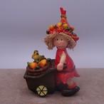かわいいフルーツ人形