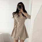 【dress】上品な印象大活躍スリムワンピース 24536261