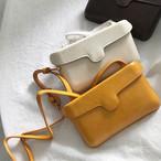【小物】ファッションカジュアル無地マグネットバッグ