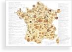 フランス伝統菓子map