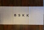 【BSKK  BASIC LOGO】手ぬぐい
