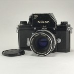 Nikon F Photomic FTN Black